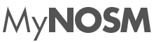 My NOSM Logo