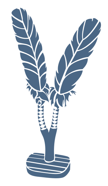 gaataagwii, feathers