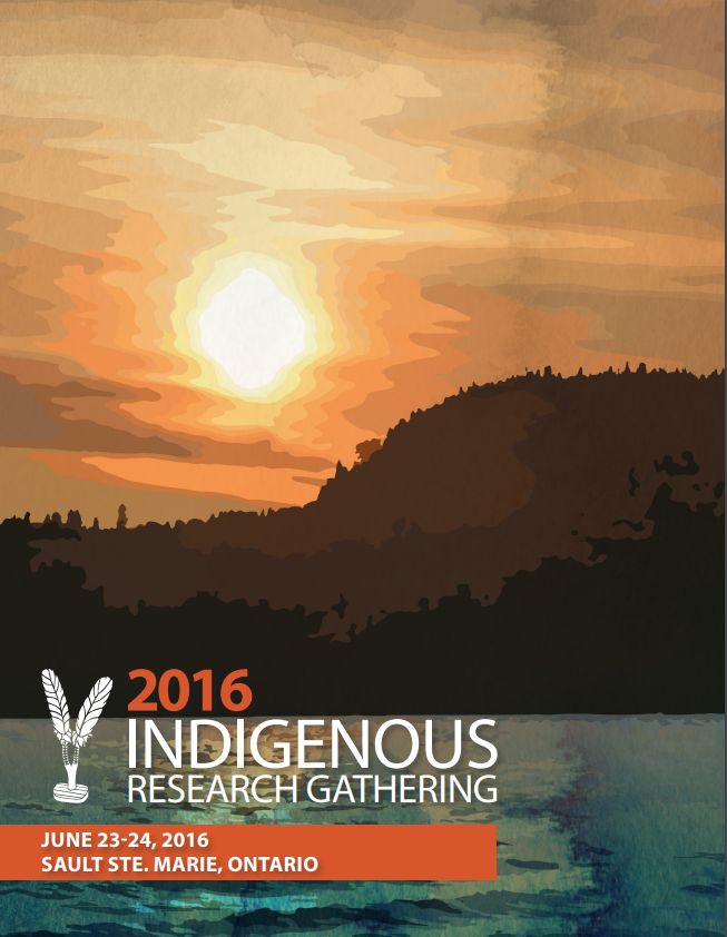 2016 Indigenous Research Gathering