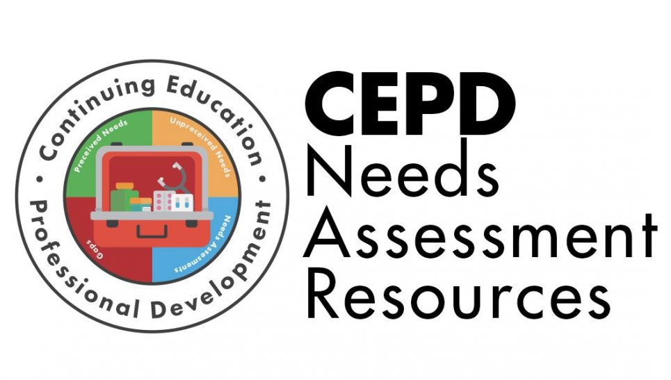 CEPD Needs Assessment Resrouces