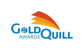 IABC Gold Quill Awards logo