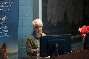Dr. Penny Moody-Corbett at 2015 NHRC