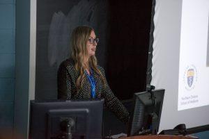Presenter at 2015 NHRC
