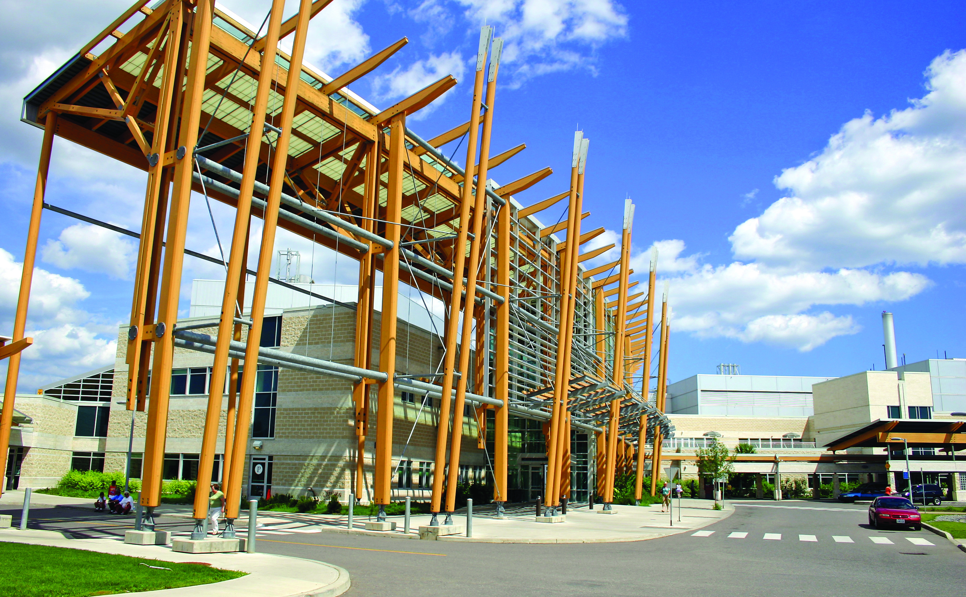 Photo of Thunder Bay Regional Health Sciences Centre