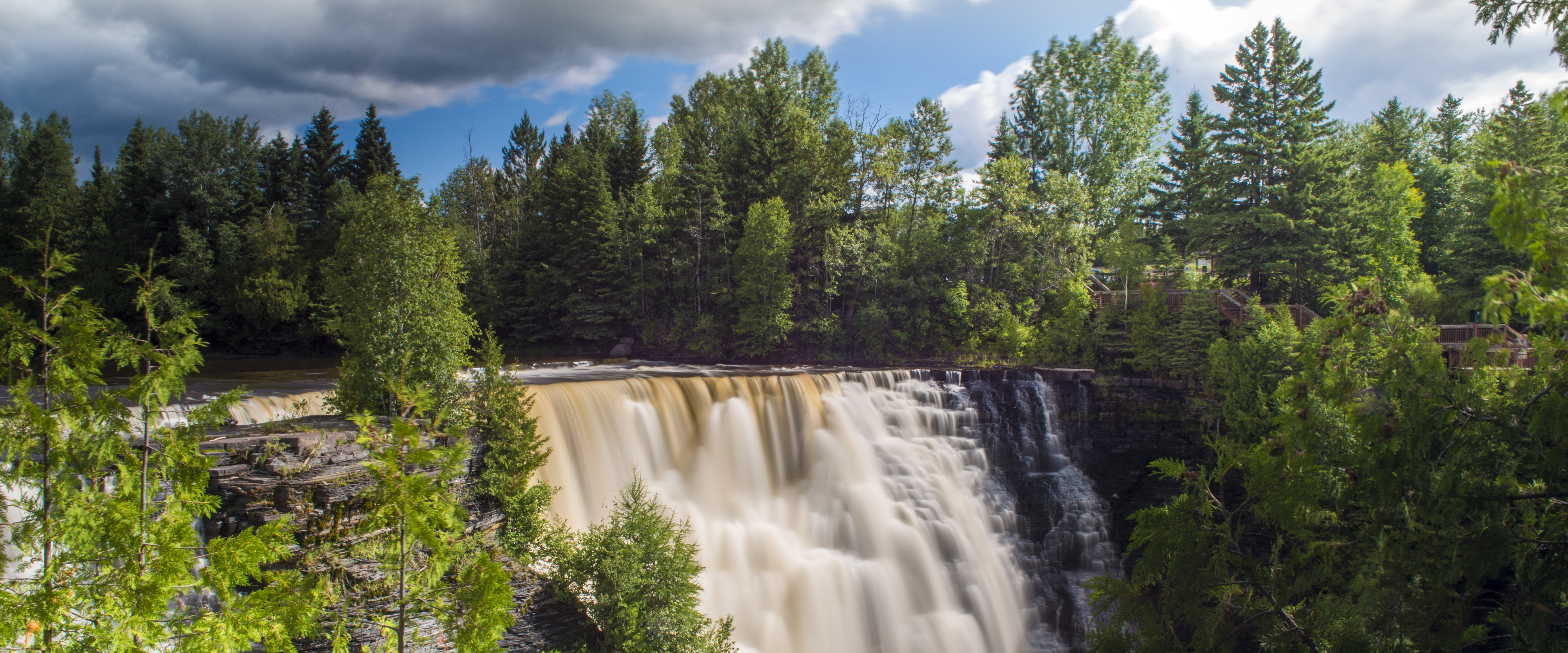 Photo of Kakabeka Falls in Thunder Bay