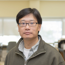 head shot of Dr. T.C Tai, Assistant Dean, Research