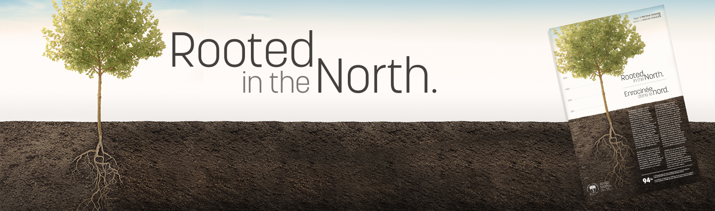 2018 Report to Northern Ontario- Rooted in the North