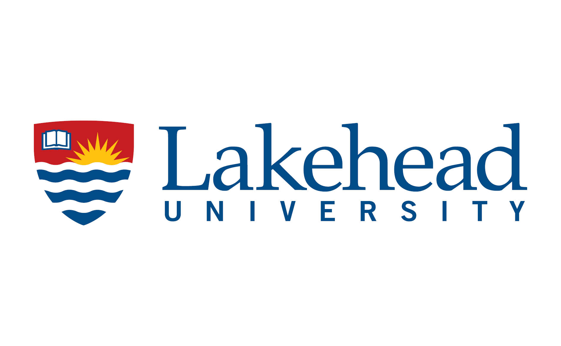 Image of Lakehead University's logo.