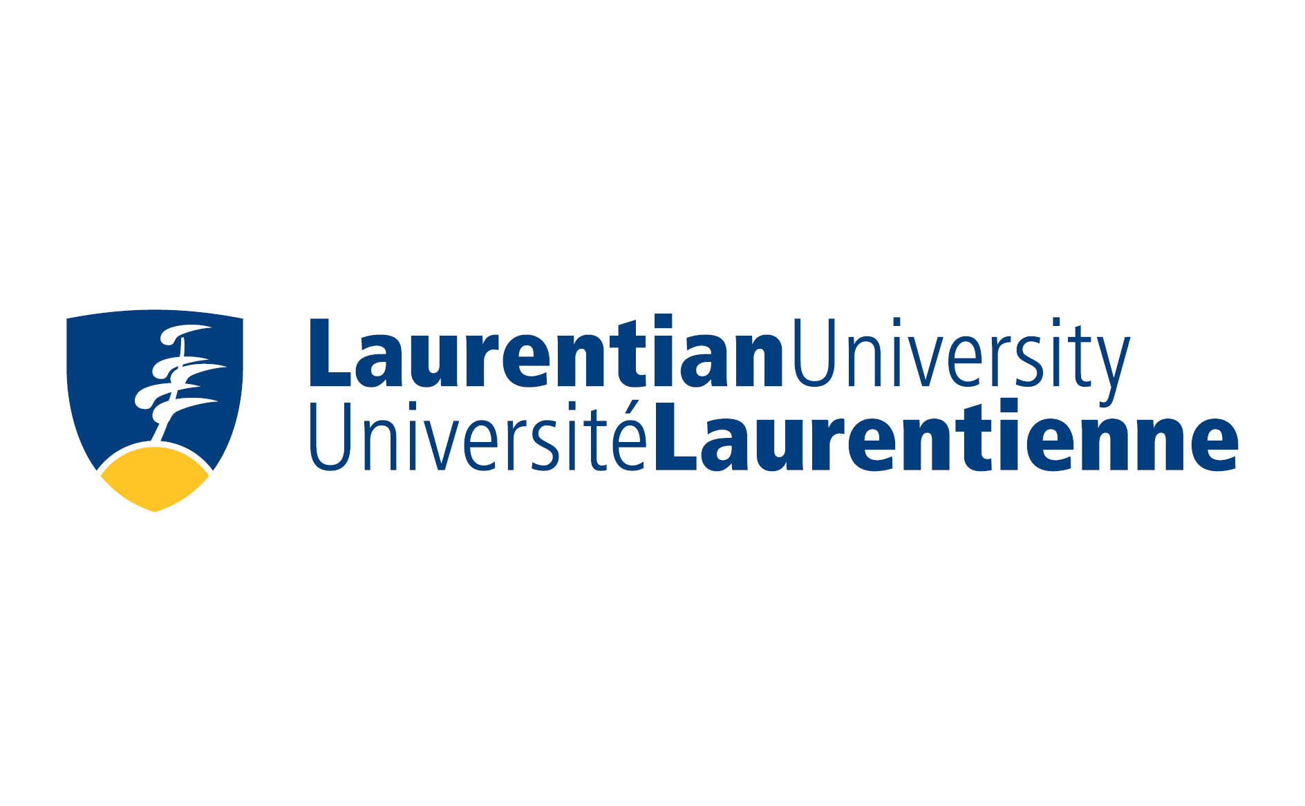 Image of Laurentian University's logo.