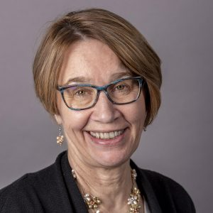 Photo of Dr. Catherine Cervin