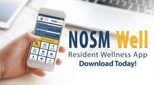 Download NOSM Well app!