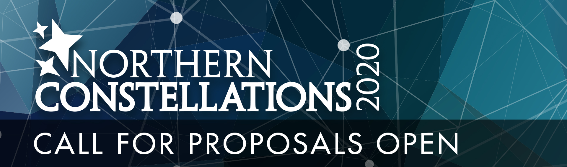 Northern Constellations 2020 Call for Proposals
